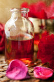 Aromatherapy set Stock Images