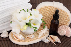 Aromatherapy Spa επεξεργασία Στοκ Εικόνα