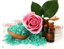 Aromatherapy, SPA, μασάζ Στοκ φωτογραφία με δικαίωμα ελεύθερης χρήσης