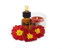 aromatherapy SPA ουσιαστικού πετρελαίου Στοκ Φωτογραφίες