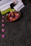 Aromatherapy spa σαλόνι Στοκ φωτογραφία με δικαίωμα ελεύθερης χρήσης