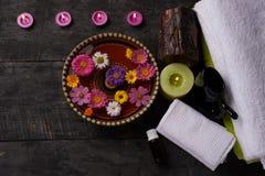 Aromatherapy spa σαλόνι Στοκ Φωτογραφία