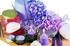 aromatherapy SPA Στοκ Εικόνες