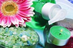 aromatherapy SPA Στοκ εικόνες με δικαίωμα ελεύθερης χρήσης