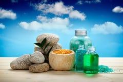 aromatherapy SPA Στοκ Φωτογραφίες