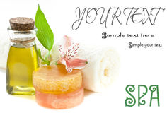 Aromatherapy.Spa Stock Photos