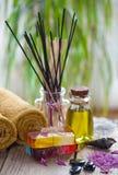 Aromatherapy.Spa Fotografia Stock