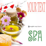 Aromatherapy.Spa Royalty Free Stock Images