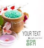 Aromatherapy.Spa Royalty Free Stock Photography