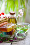 Aromatherapy.Spa Royalty Free Stock Photography