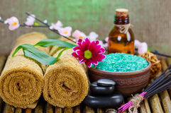Aromatherapy.Spa Royalty Free Stock Photo