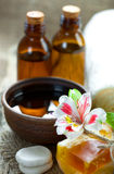 Aromatherapy.Spa Royalty Free Stock Image