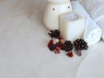 aromatherapy SPA Στοκ φωτογραφίες με δικαίωμα ελεύθερης χρήσης