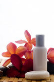 Aromatherapy and spa relaxation Royalty Free Stock Image