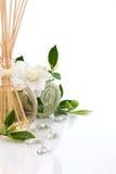 Aromatherapy spa set Royalty Free Stock Photography