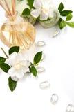 Aromatherapy spa set Royalty Free Stock Photos