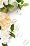 Aromatherapy spa set Stock Photography