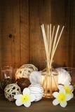 Aromatherapy Spa Stilleven stock afbeeldingen