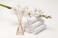 Aromatherapy Spa Treatment Stock Photo