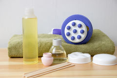 Aromatherapy and spa treatments Royalty Free Stock Photography