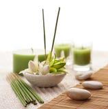 Aromatherapy Steuerknüppel Stockfotos