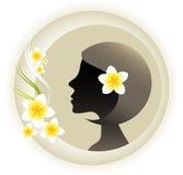aromatherapy stil vektor illustrationer