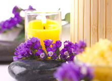 Aromatherapy still life Royalty Free Stock Images