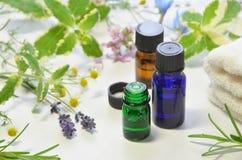 Aromatherapy traktowanie Zdjęcie Royalty Free
