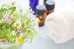 Aromatherapy traktowanie Obrazy Stock