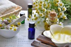 Aromatherapy traktowanie Obrazy Royalty Free