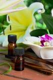 Aromatherapy traktowanie Zdjęcia Stock