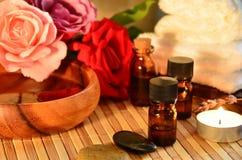 Aromatherapy traktowanie Zdjęcia Royalty Free
