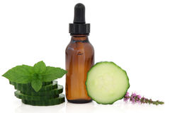 Aromatherapy Treatment Royalty Free Stock Photo