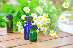 Aromatherapy treatment Stock Photography