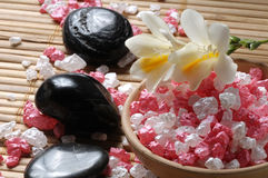 aromatherapy zen Στοκ Εικόνα