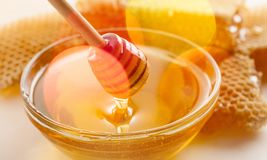 Aromatic. Background bee closeup cook cuisine delicious stock images