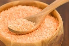 Aromatic bath salt Royalty Free Stock Photos