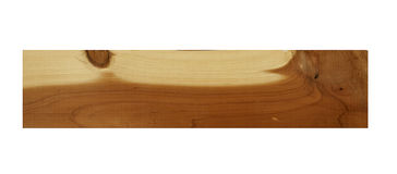 Aromatic Cedar wood Royalty Free Stock Photos