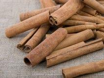 Aromatic cinnamon Royalty Free Stock Photo