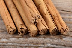 Cinnamon. Royalty Free Stock Photo