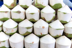 Aromatic coconut stackable Royalty Free Stock Images