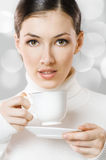Aromatic coffee royalty free stock image