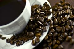 Aromatic Coffee Stock Photos