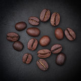 Aromatic coffee beans Royalty Free Stock Photography