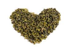 Aromatic-green-tea Royalty Free Stock Photos