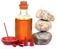 Aromatic healing Royalty Free Stock Photos