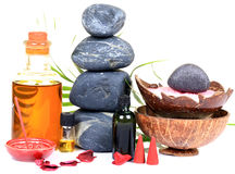 Aromatic healing Stock Photo