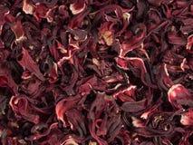 Aromatic Hibiscus tea Royalty Free Stock Photo