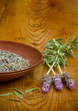 Aromatic Lavender Royalty Free Stock Photos