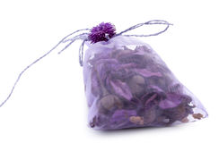 Aromatic Mix In A Gift Package Royalty Free Stock Images
